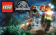 LEGO® Jurassic World™ Badge