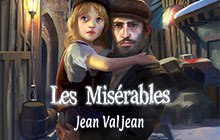 Les Miserables - Jean Valjean Badge