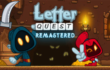 Letter Quest: Grimm's Journey Remastered Badge
