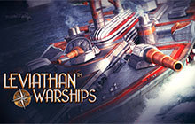Leviathan: Warships Badge