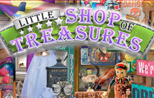 Little Shop of Treasures Badge