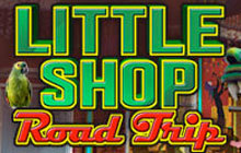 Little Shop - Road Trip Badge