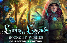 Living Legends: Bound by Wishes Collector's Edition Badge