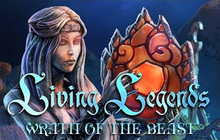 Living Legends: Wrath of the Beast Badge