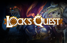 Lock's Quest Badge