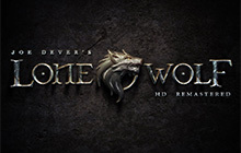 Joe Dever's Lone Wolf HD Remastered Badge