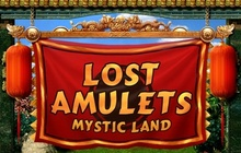 Lost Amulets: Mystic Land Badge
