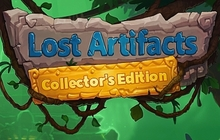 Lost Artifacts Collector's Edition Badge