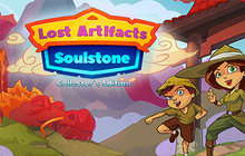 Lost Artifacts: Soulstone Collector's Edition Badge