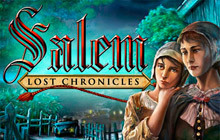 Lost Chronicles: Salem Badge