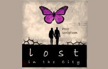 Lost in the City: Post Scriptum Badge