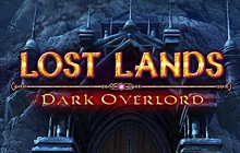 Lost Lands: Dark Overlord Badge