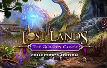 Lost Lands: The Golden Curse Collector's Edition Badge