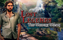 Lost Legends: The Weeping Woman Badge
