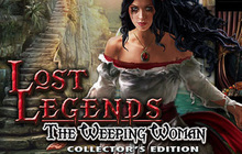 Lost Legends: The Weeping Woman Collector's Edition Badge