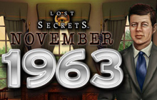 Lost Secrets: November 1963 Badge