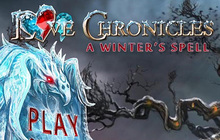 Love Chronicles: A Winter's Spell Badge