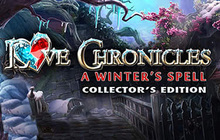 Love Chronicles: A Winter's Spell Collector's Edition Badge