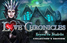 Love Chronicles: Beyond the Shadows Collector's Edition Badge