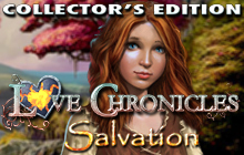 Love Chronicles: Salvation Collector's Edition Badge
