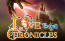 Love Chronicles the Spell Collector's Edition Badge