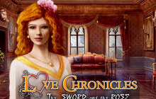 Love Chronicles: The Sword and the Rose Collector's Edition Badge