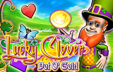 Lucky Clover Badge