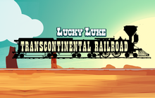 Lucky Luke: Transcontinental Railroad Badge