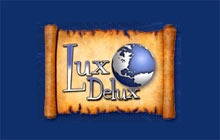 Lux Delux Badge