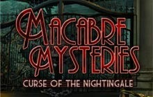 Macabre Mysteries: Curse of the Nightingale Collector's Edition Badge