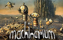 Machinarium Badge