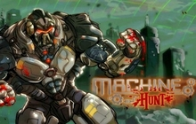 Machine Hunt Badge