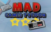 Mad Games Tycoon Badge