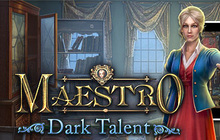 Maestro: Dark Talent Badge