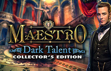 Maestro: Dark Talent Collector's Edition Badge