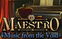 Maestro: Music from the Void Badge