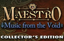 Maestro: Music from the Void Collector's Edition Badge