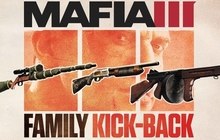 Mafia III - Family Kick Back Pack Badge