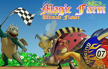 Magic Farm Ultimate Flower Badge