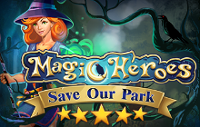 Magic Heroes: Save Our Park Badge