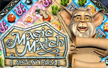 Magic Match Adventures Badge