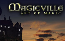 MagicVille - Art of Magic Badge