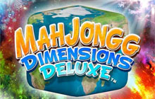 Mahjong Dimensions Deluxe Badge