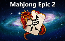 Mahjong Epic 2 Badge