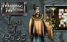 Mahjong Masters: Temple of the Ten Gods Badge