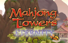 Mahjong Towers Eternity Badge