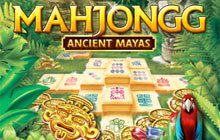 Mahjongg – Ancient Mayas Badge
