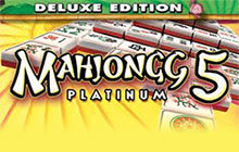 Mahjongg Platinum 5 Deluxe Edition Badge
