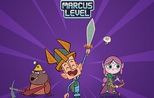 Marcus Level Badge
