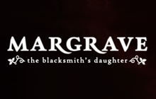 Margrave: The Blacksmith's Daughter Badge